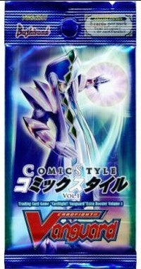 Cardfight!! Vanguard - EB01 - Comic Style Volume 1 Booster Pack available at 401 Games Canada