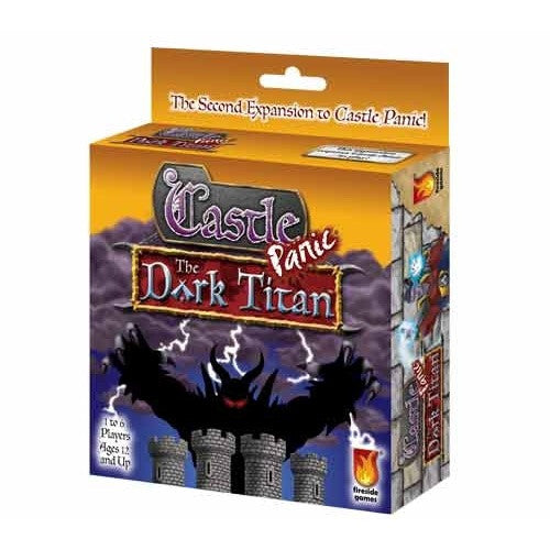 Buy Castle Panic - The Dark Titan and more Great Board Games Products at 401 Games