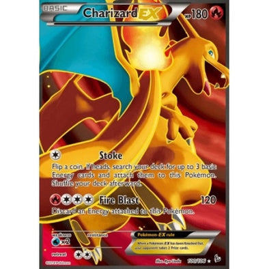 Buy Charizard-EX - 100/106 - Full Art and more Great Pokemon Products at 401 Games