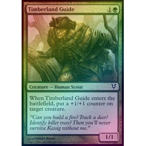Timberland Guide (Foil) (AVR) - 401 Games