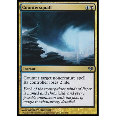 Countersquall (CON) - 401 Games
