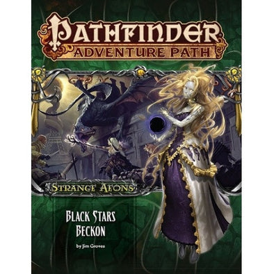 Pathfinder - Adventure Path - #114: Black Stars Beckon (Strange Aeons 6 of 6) available at 401 Games Canada