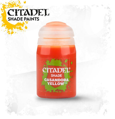 Buy Citadel Shade - Casandora Yellow and more Great Games Workshop Products at 401 Games