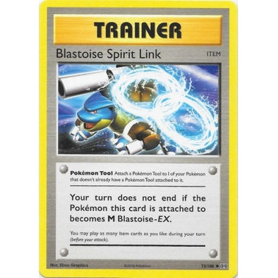 Buy Blastoise Spirit Link - 73/108 and more Great Pokemon Products at 401 Games