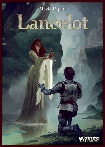 Buy Lancelot and more Great Board Games Products at 401 Games