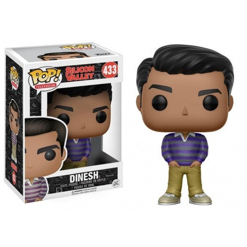 Buy Pop! Silicon Valley - Dinesh and more Great Funko & POP! Products at 401 Games