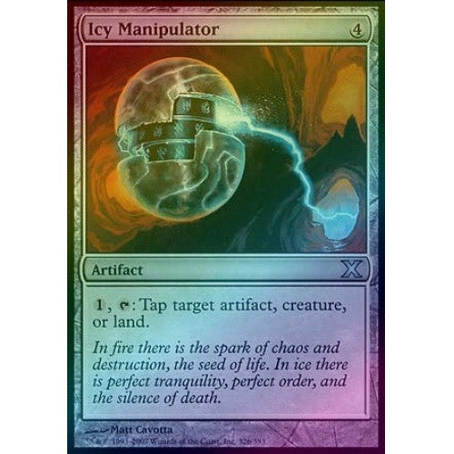 Icy Manipulator (Foil) available at 401 Games Canada