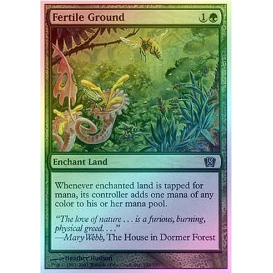 Fertile Ground (Foil) available at 401 Games Canada