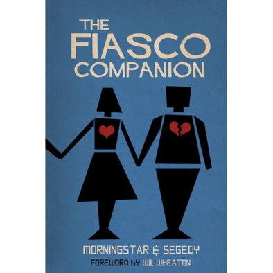 Fiasco - Companion available at 401 Games Canada