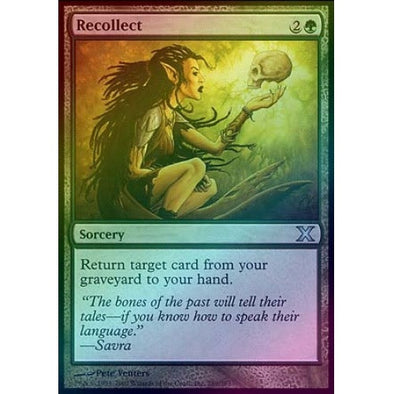 Recollect (Foil) available at 401 Games Canada