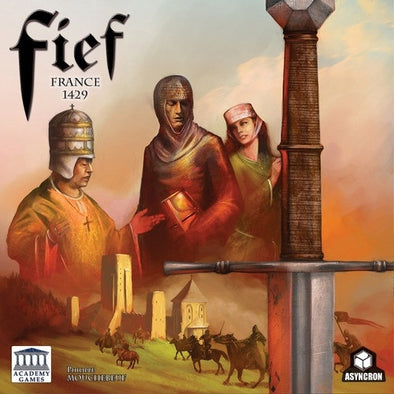 Fief - France 1429 - 401 Games