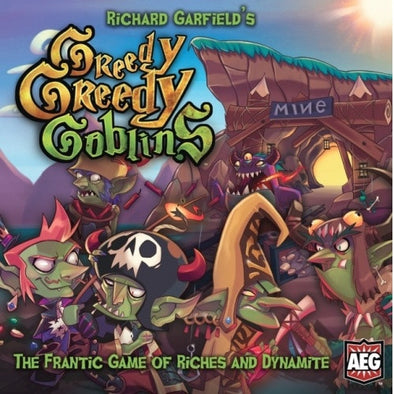 Buy Greedy Greedy Goblins and more Great Board Games Products at 401 Games