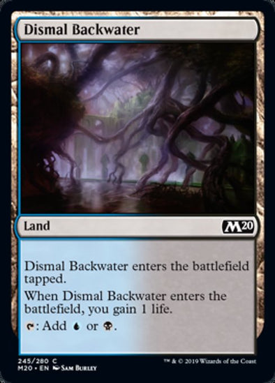Dismal Backwater (M20) - 401 Games