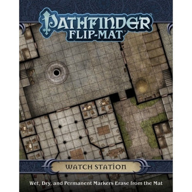 Buy Pathfinder - Flip Mat - Watch Station and more Great RPG Products at 401 Games