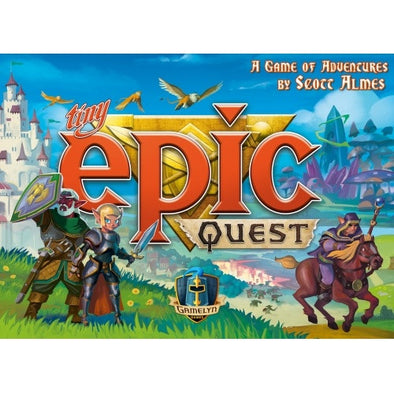 Buy Tiny Epic Quest and more Great Board Games Products at 401 Games