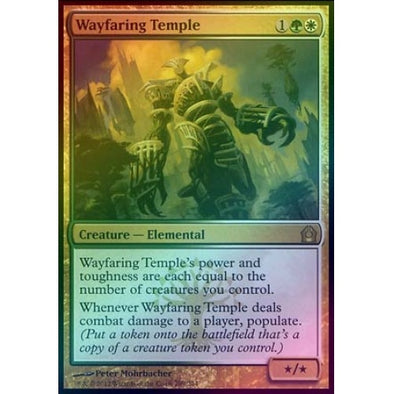 Wayfaring Temple (Foil) - 401 Games