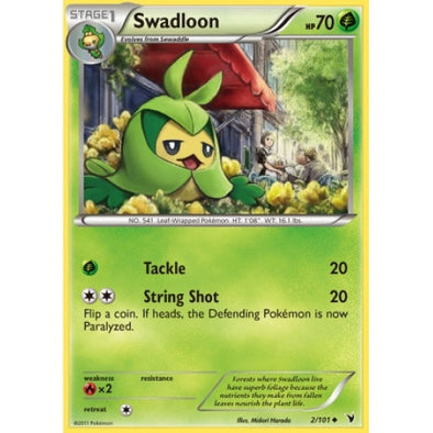 Swadloon - 2/101 - Reverse Foil - 401 Games