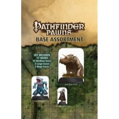 Pathfinder - Pawns Accessories - Base Assortment - 401 Games