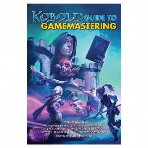 Buy The Kobold Guide to Gamemastering and more Great RPG Products at 401 Games