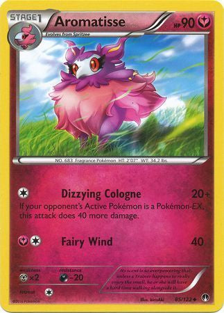 Buy Aromatisse - 85/122 and more Great Pokemon Products at 401 Games