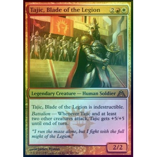 Tajic, Blade of the Legion (Foil) (DGM) - 401 Games