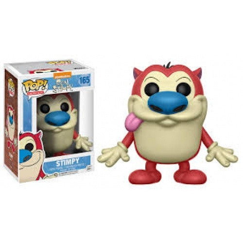 Buy Pop! Ren and Stimpy - Stimpy and more Great Funko & POP! Products at 401 Games