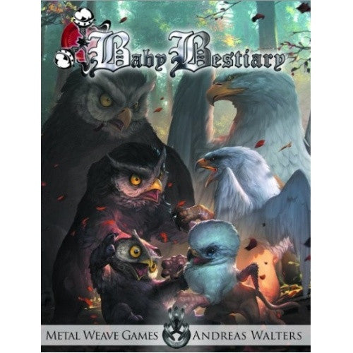 Baby Bestiary available at 401 Games Canada