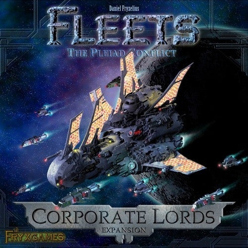 Fleets - The Pleiad Conflict: Corporate Lords Exp (No Restock) - 401 Games