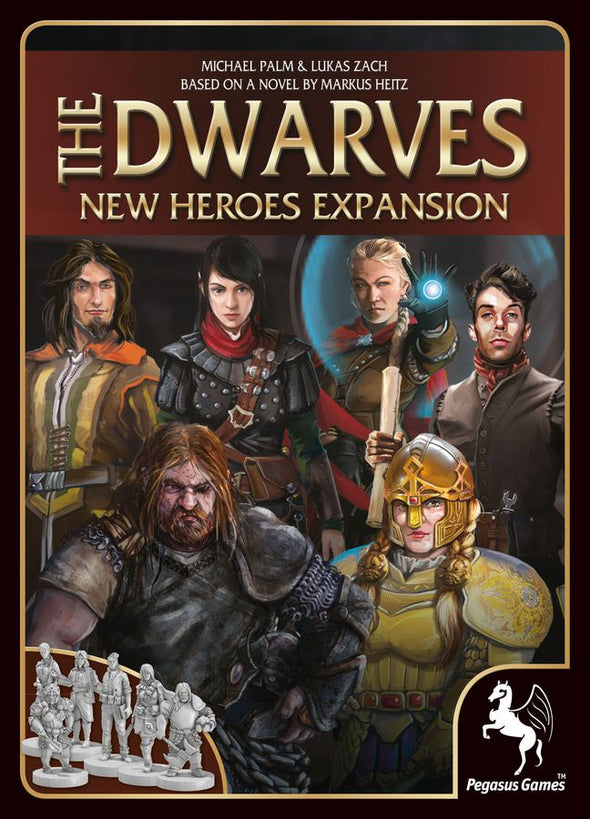 The Dwarves - New Heroes