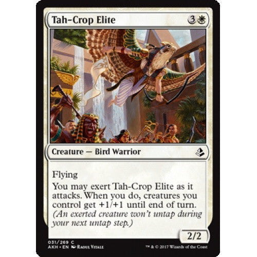 Tah-Crop Elite (AKH) available at 401 Games Canada