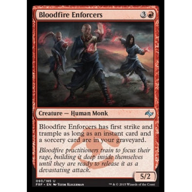 Bloodfire Enforcers - 401 Games