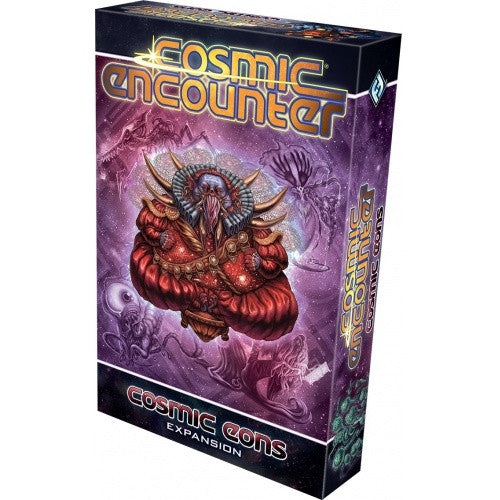 Cosmic Encounter - Cosmic Eons Expansion - 401 Games