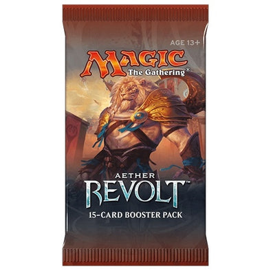 MTG - Aether Revolt - Korean Booster Pack - 401 Games