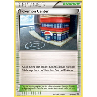 Pokemon Center - 90/99 (NXD090) available at 401 Games Canada