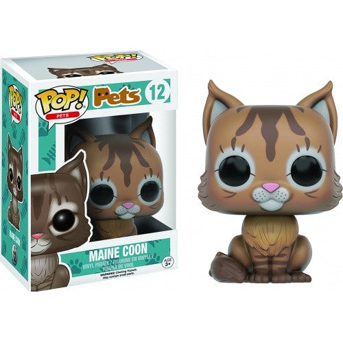 Pop! Pets - Maine Coon - 401 Games