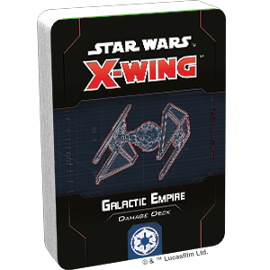 Star Wars: X-Wing - Second Edition - Galactic Empire Damage Deck (Pre-Order)