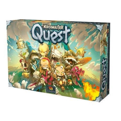 Buy Krosmaster Quest and more Great Board Games Products at 401 Games
