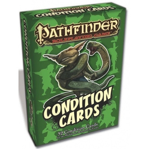 Pathfinder - Cards - Condition Cards - 401 Games