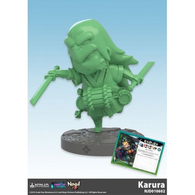 Ninja All-Stars: Karura available at 401 Games Canada