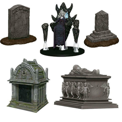 Buy Pathfinder Battles - Lastwall Cemetery of the Fallen Premium Set and more Great RPG Products at 401 Games