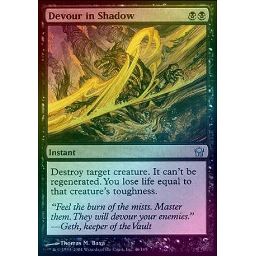 Devour in Shadow (Foil) (5DN) available at 401 Games Canada