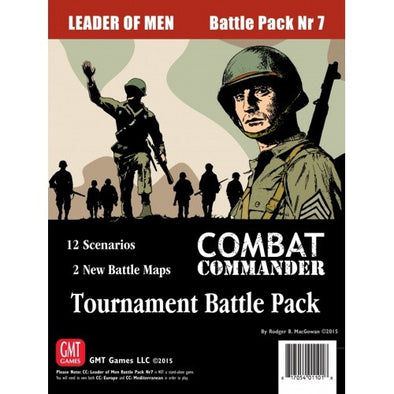 Combat Commander - Tournament Battle Pack - 401 Games