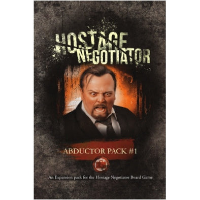 Hostage Negotiator - Abductor Pack #1 - 401 Games