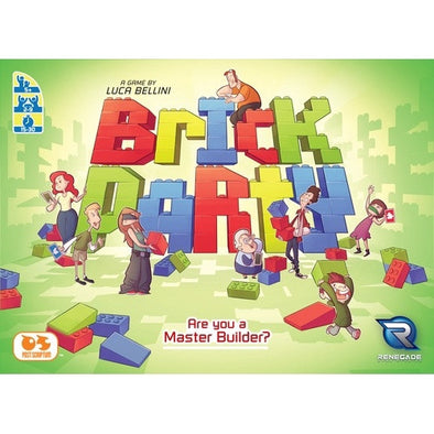 Buy Brick Party and more Great Board Games Products at 401 Games