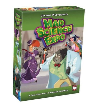Mad Science Expo - 401 Games