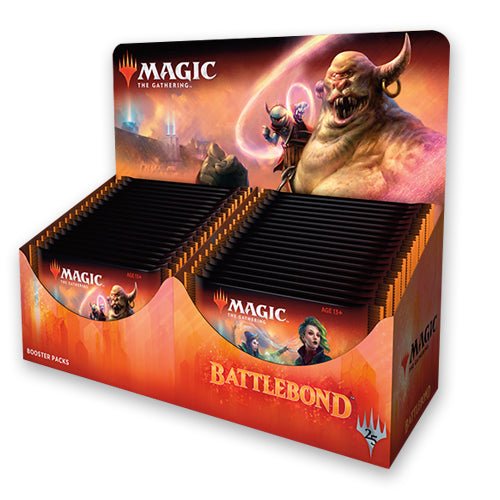 Buy MTG - Battlebond - English Booster Box and more Great Magic: The Gathering Products at 401 Games
