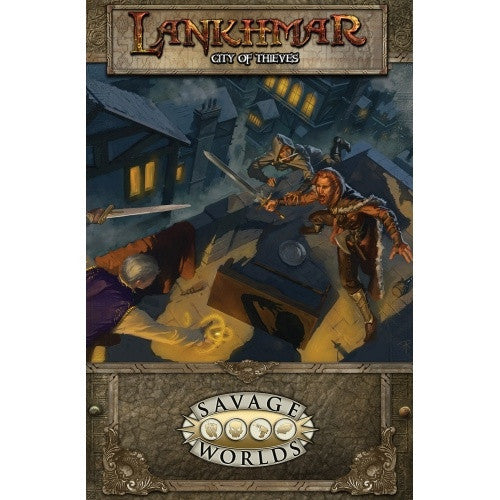 Savage Worlds - Lankhmar: City of Thieves (Softcover) - 401 Games