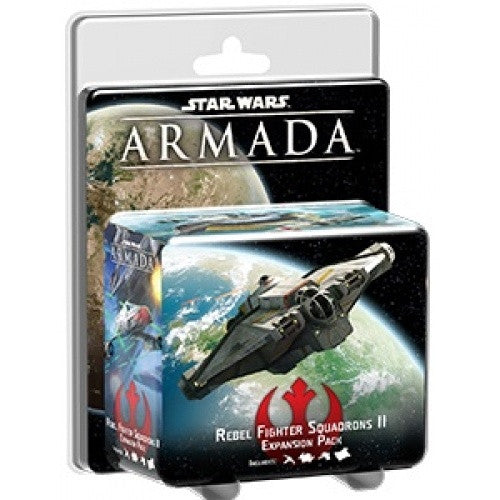 Star Wars Armada - Rebel Fighter Squadrons II - 401 Games