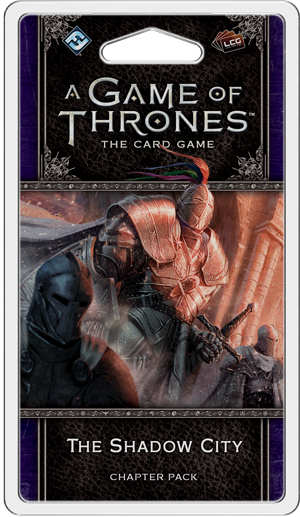 Game of Thrones LCG - 2nd Edition - City of Secrets