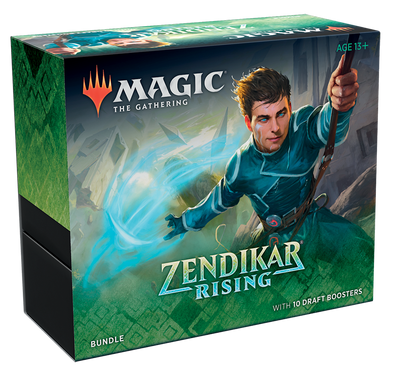 MTG - Zendikar Rising - Bundle available at 401 Games Canada